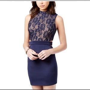Speechless mini bodycon formal dress size 1